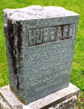 HUBBARD, EULA A - McDonald County, Missouri | EULA A HUBBARD - Missouri Gravestone Photos