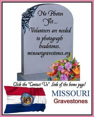 *, INFORMATION - McDonald County, Missouri | INFORMATION * - Missouri Gravestone Photos