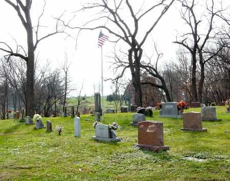 *, JANE CEMETERY OVERVIEW - McDonald County, Missouri | JANE CEMETERY OVERVIEW * - Missouri Gravestone Photos
