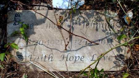 HALE JENNINGS, INEZ IMOGENE - McDonald County, Missouri | INEZ IMOGENE HALE JENNINGS - Missouri Gravestone Photos