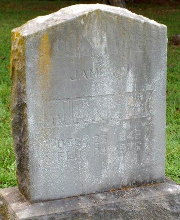 JONES, JAMES BENJAMIN - McDonald County, Missouri   JAMES BENJAMIN JONES - Missouri Gravestone Photos