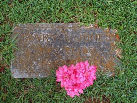 JONES, MARY ELIZABETH - McDonald County, Missouri | MARY ELIZABETH JONES - Missouri Gravestone Photos