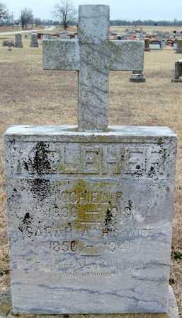 KELEHER, SARAH ANN - McDonald County, Missouri | SARAH ANN KELEHER - Missouri Gravestone Photos