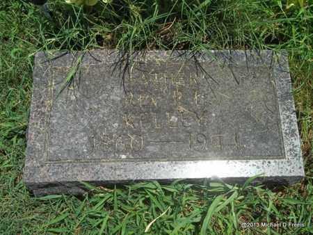 KELLEY, P.L., REV. - McDonald County, Missouri | P.L., REV. KELLEY - Missouri Gravestone Photos