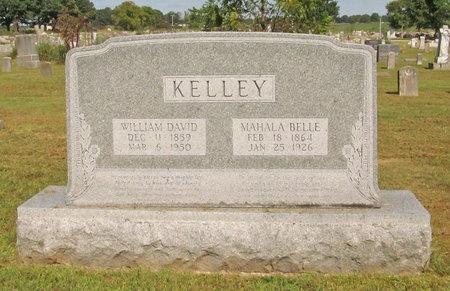 KELLEY, MAHALA BELLE - McDonald County, Missouri | MAHALA BELLE KELLEY - Missouri Gravestone Photos
