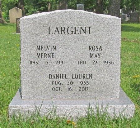 LARGENT, DANIEL LOUREN - McDonald County, Missouri   DANIEL LOUREN LARGENT - Missouri Gravestone Photos