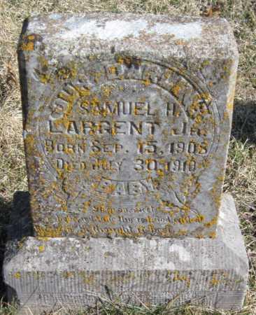 LARGENT, SAMUEL H JR - McDonald County, Missouri   SAMUEL H JR LARGENT - Missouri Gravestone Photos