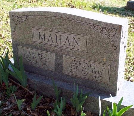 MAHAN, LULA BELL - McDonald County, Missouri | LULA BELL MAHAN - Missouri Gravestone Photos