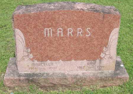 MARRS, RAY C - McDonald County, Missouri | RAY C MARRS - Missouri Gravestone Photos