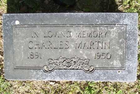 MARTIN, CHARLES - McDonald County, Missouri | CHARLES MARTIN - Missouri Gravestone Photos