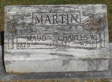 MARTIN, MAUD - McDonald County, Missouri | MAUD MARTIN - Missouri Gravestone Photos