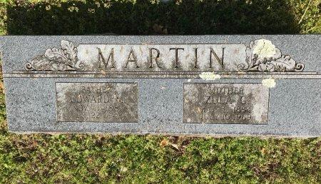 MARTIN, EDWARD MCKEEVER - McDonald County, Missouri | EDWARD MCKEEVER MARTIN - Missouri Gravestone Photos