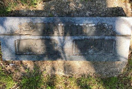 MARTIN, JOHN HARRISON - McDonald County, Missouri | JOHN HARRISON MARTIN - Missouri Gravestone Photos