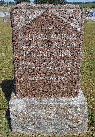 MARTIN, MALINDA - McDonald County, Missouri   MALINDA MARTIN - Missouri Gravestone Photos