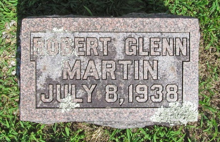 MARTIN, ROBERT GLENN - McDonald County, Missouri   ROBERT GLENN MARTIN - Missouri Gravestone Photos