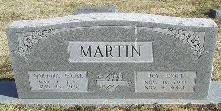 MARTIN, ROY SCOTT - McDonald County, Missouri | ROY SCOTT MARTIN - Missouri Gravestone Photos