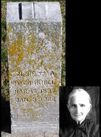 HEADLEY HARBIT, ELSIE ANN - McDonald County, Missouri | ELSIE ANN HEADLEY HARBIT - Missouri Gravestone Photos