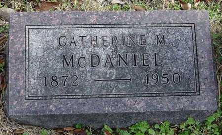"MCDANIEL, CATHERINE M ""KATIE"" - McDonald County, Missouri   CATHERINE M ""KATIE"" MCDANIEL - Missouri Gravestone Photos"
