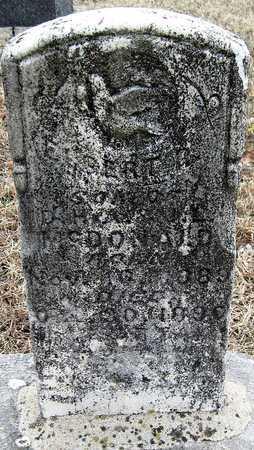 MCDONALD, ELBERT R - McDonald County, Missouri | ELBERT R MCDONALD - Missouri Gravestone Photos