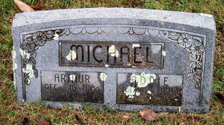 MICHAEL, ADDIE - McDonald County, Missouri | ADDIE MICHAEL - Missouri Gravestone Photos