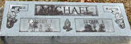HOLLOWAY MICHAEL, DOROTHY IRENE - McDonald County, Missouri | DOROTHY IRENE HOLLOWAY MICHAEL - Missouri Gravestone Photos