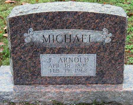 MICHAEL, JOHN ARNOLD - McDonald County, Missouri | JOHN ARNOLD MICHAEL - Missouri Gravestone Photos