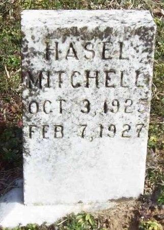 MITCHELL, HASEL - McDonald County, Missouri | HASEL MITCHELL - Missouri Gravestone Photos