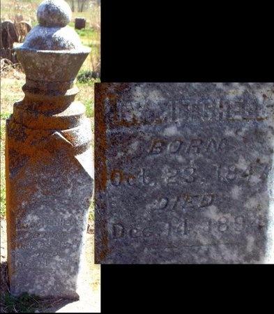 MITCHELL, J V - McDonald County, Missouri | J V MITCHELL - Missouri Gravestone Photos