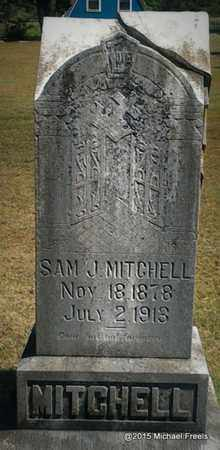 MITCHELL, SAM J. - McDonald County, Missouri | SAM J. MITCHELL - Missouri Gravestone Photos