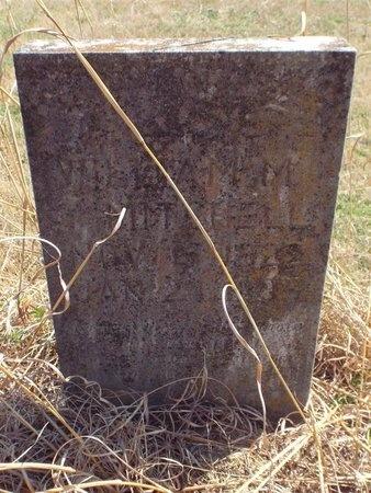 "MITCHELL, WILLIAM M ""BILLY"" - McDonald County, Missouri | WILLIAM M ""BILLY"" MITCHELL - Missouri Gravestone Photos"