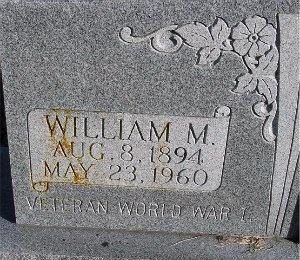 MOORE, WILLIAM M. (VETERAN WWI) - McDonald County, Missouri | WILLIAM M. (VETERAN WWI) MOORE - Missouri Gravestone Photos
