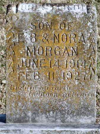 MORGAN, CHESTER OLIVER - McDonald County, Missouri   CHESTER OLIVER MORGAN - Missouri Gravestone Photos