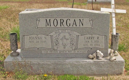 MORGAN, LARRY R - McDonald County, Missouri | LARRY R MORGAN - Missouri Gravestone Photos