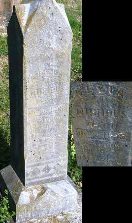 NICHOLS, KEZIA - McDonald County, Missouri | KEZIA NICHOLS - Missouri Gravestone Photos