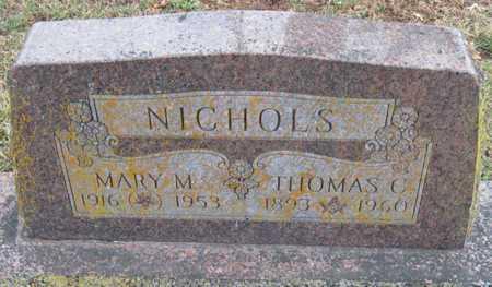 NICHOLS, MARY MILDRED - McDonald County, Missouri | MARY MILDRED NICHOLS - Missouri Gravestone Photos