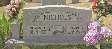 NICHOLS, PEARL E - McDonald County, Missouri   PEARL E NICHOLS - Missouri Gravestone Photos
