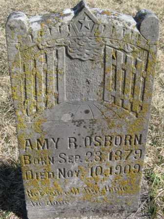 OSBORN, AMY RILLA - McDonald County, Missouri   AMY RILLA OSBORN - Missouri Gravestone Photos