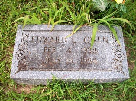 OWEN, EDWARD - McDonald County, Missouri | EDWARD OWEN - Missouri Gravestone Photos
