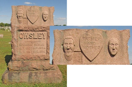 OWSLEY, SPENCER - McDonald County, Missouri   SPENCER OWSLEY - Missouri Gravestone Photos