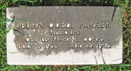 PARKER, IBURN ODELL (VETERAN) - McDonald County, Missouri   IBURN ODELL (VETERAN) PARKER - Missouri Gravestone Photos