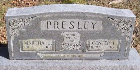 PRESLEY, MARTHA JANE - McDonald County, Missouri | MARTHA JANE PRESLEY - Missouri Gravestone Photos