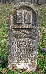 PRIGMORE, THOMAS - McDonald County, Missouri   THOMAS PRIGMORE - Missouri Gravestone Photos
