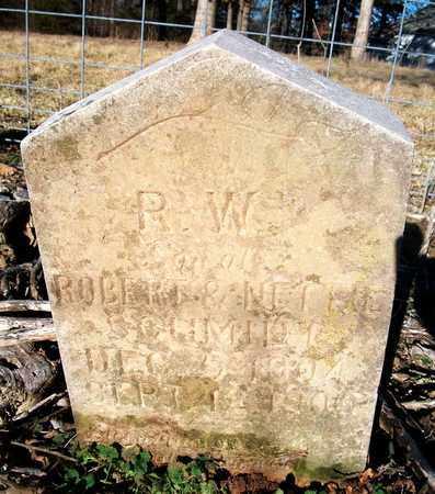 SCHMIDT, R. W. - McDonald County, Missouri | R. W. SCHMIDT - Missouri Gravestone Photos