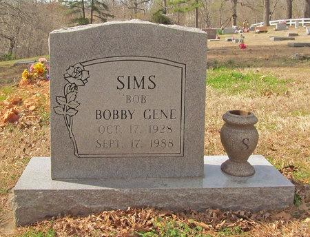 SIMS, BOBBY GENE - McDonald County, Missouri | BOBBY GENE SIMS - Missouri Gravestone Photos
