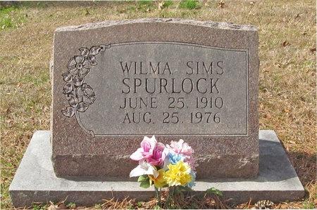 SPURLOCK, WILMA - McDonald County, Missouri | WILMA SPURLOCK - Missouri Gravestone Photos