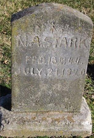 STARK, NANCY ANN - McDonald County, Missouri | NANCY ANN STARK - Missouri Gravestone Photos