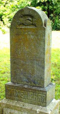 STONECIPHER, CORA - McDonald County, Missouri   CORA STONECIPHER - Missouri Gravestone Photos