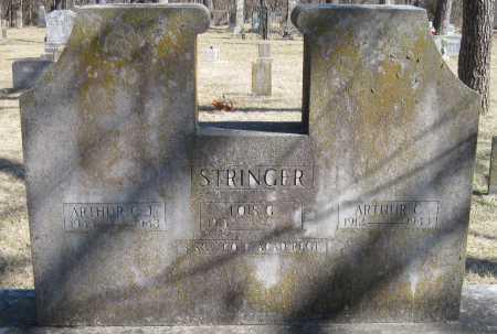 STRINGER, LOIS G - McDonald County, Missouri | LOIS G STRINGER - Missouri Gravestone Photos