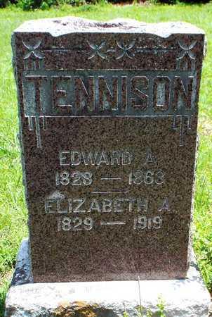 MCMURTUREY TENNISON, ELIZABETH ARENA - McDonald County, Missouri | ELIZABETH ARENA MCMURTUREY TENNISON - Missouri Gravestone Photos