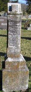 TESTERMAN, SHADRAGH S - McDonald County, Missouri   SHADRAGH S TESTERMAN - Missouri Gravestone Photos